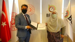 BEBKA'dan Mihalgazi'ye üretim desteği - Bursa Haberleri
