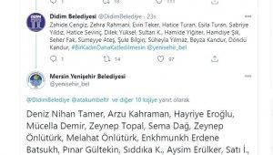 Belediyeler kadına yönelik şiddete tweet zinciri ile dikkat çekti