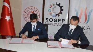 Bitlis Belediyesi ve DAKA'dan yerli tohum ve yöresel ürün üretimine destek