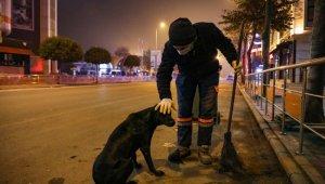 Bomboş sokakların, kalbi sevgiyle dolu kahramanları