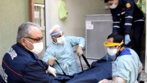 Burdur'da emekli itfaiyeci evinde ölü bulundu