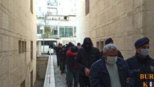 Bursa'da dublörlü tapu dolandırıcıları yakalandı: 8 tutuklu - Bursa Haberleri