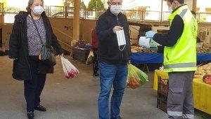 Bursa'da semt pazarları mercek altında - Bursa Haberleri