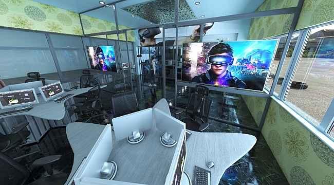 BUTGEM, mesleki eğitimde sanal gerçeklik uygulamasının en büyüğü olmayı hedefliyor - Bursa Haberleri