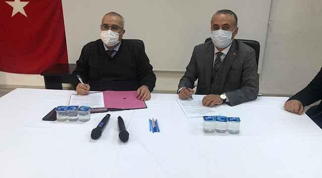 Çameli Belediyesinde toplu iş sözleşmesi imzalandı