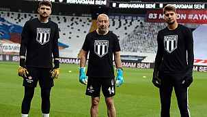 Cezalı Ersin'den sonra Beşiktaş'ta Utku Yuvakuran da sakatlandı