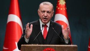 """Cumhurbaşkanı Erdoğan: """"Bu zihniyet milli güvenlik meselesi haline dönüşmekte"""""""