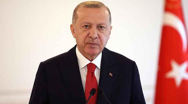 """Cumhurbaşkanı Erdoğan: """"Salgın tedbirleri nedeniyle kongrelerimizi erteliyoruz"""""""