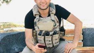 Diyarbakır'da uzman çavuş, silahının ateş alması sonucu şehit oldu