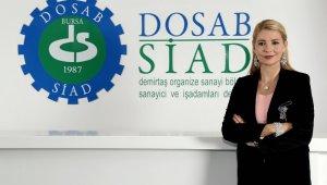 """DOSABSİAD Başkanı Çevikel: """"Faiz artırımı olumlu ancak yatırımları ve ticareti teşvik edecek adımlar önemli"""" - Bursa Haberleri"""