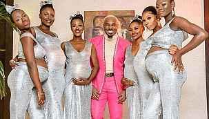 Düğüne altı hamile kadınla geldi, yaptığı açıklama dünyayı şoke etti!