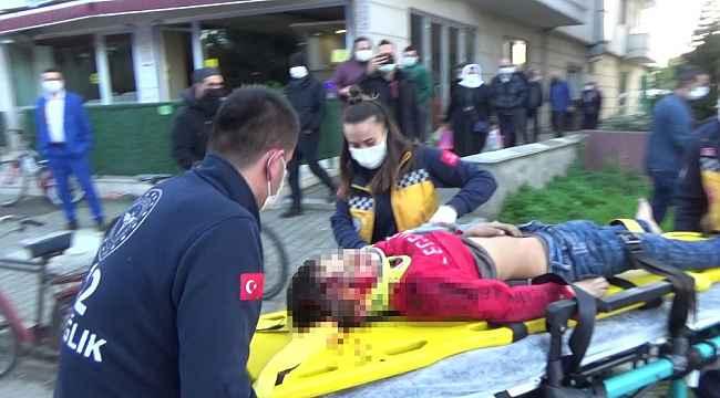 Kahreden ölüm... Dengesini kaybederek 4. kattan düşen 9 yaşındaki çocuk hayatını kaybetti