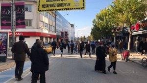 Düzce'de yasaklara uymayanlara ceza yağdı