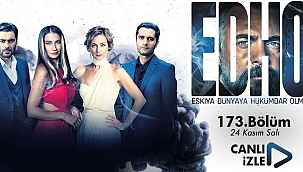 EDHO 173. Bölüm izle (son bölüm), EDHO full izle son bölüm, 24 Kasım 2020, ATV, YouTube (EDHO 173. Yeni bölüm full izle)