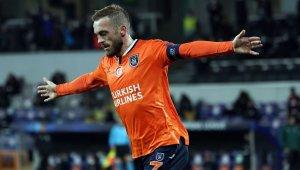 Edin Visca, Avrupa kupalarındaki 14. golünü attı
