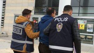 Elazığ'da şok baskınla yakalanan uyuşturucu taciri tutuklandı