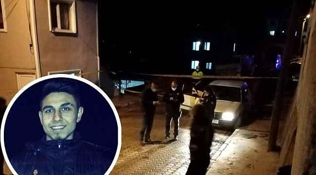 Erdek'te 1 kişi otomobil içinde başından vurulmuş bulundu