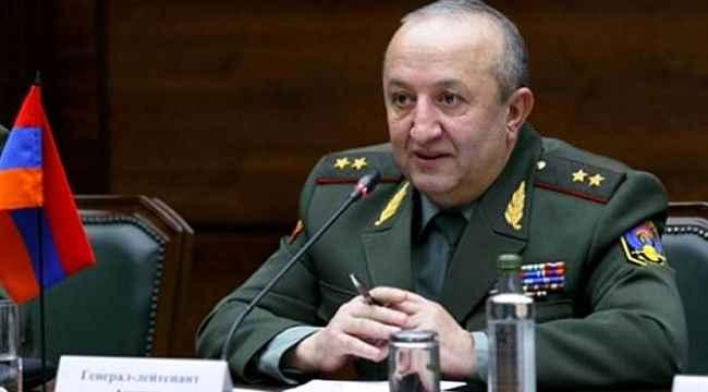 """Ermeni generalden itiraf gibi sözler: """"Çatışmalarla ilgili verdiğimiz bilgilerin hepsi yalan"""""""