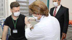 ERÜ'den bir aşı müjdesi daha