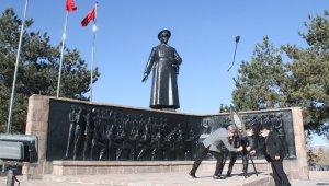 Erzurum'da 24 Kasım Öğretmenler Günü törenle kutlandı