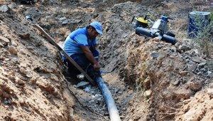Fethiye ve Seydikemer'de içme suyu çalışmaları