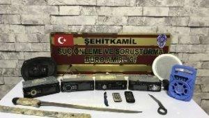 Gaziantep'te huzur operasyonu: 141 kişiye işlem