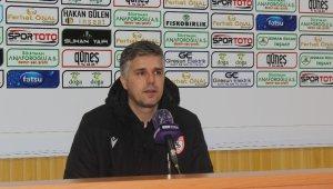 Giresunspor - Samsunspor maçının ardından