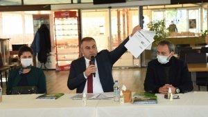 Görele Belediye Başkanı Tolga Erener, yolsuzluk iddialarına cevap verdi