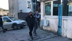 Güpegündüz araba kundaklamanın ardından trafik tartışması çıktı