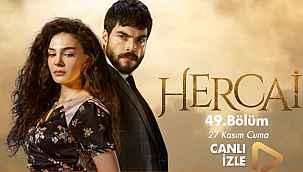 Hercai 49. bölüm full izle (son bölüm) - 27 Kasım 2020, ATV, Reyyan ve Miranın bebek mutluluğu...