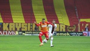 Hes Kablo Kayserispor: 0 - Fatih Karagümrük: 0