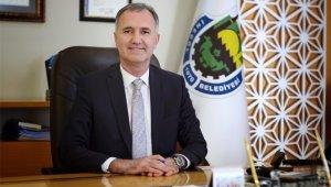 """İnegöl Belediyesi """"e-devlet""""te zirveyi kimseyle paylaşmıyor"""