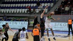 ING Basketbol Süper Ligi: Lokman Hekim Fethiye Belediye: 75 - Aliağa Petkimspor: 74