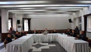 İskilip'te 'Kadına şiddet' konulu toplantı
