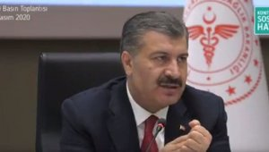 İstanbul İl Sağlık Müdürlüğü Fahrettin Koca başkanlığında toplandı