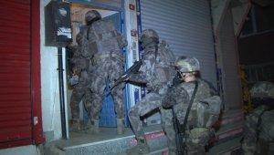 İstanbul'da PKKKCK'ya yönelik eş zamanlı operasyon