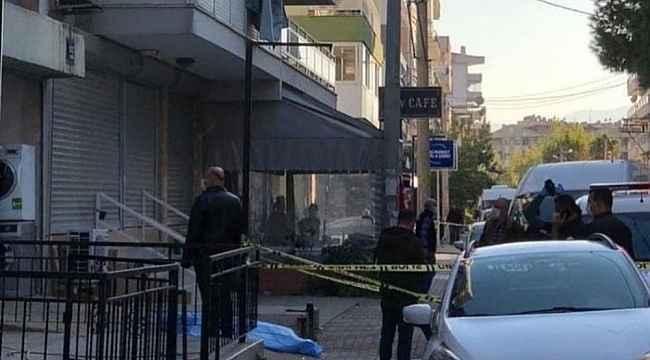 İzmir'de balkondan düşen 76 yaşındaki kadın hayatını kaybetti