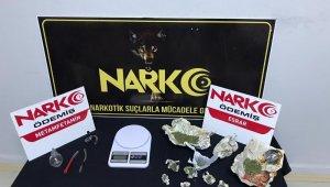 İzmir'de uyuşturucu operasyonu: 1 tutuklu
