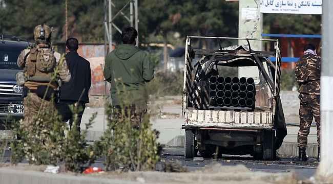 Kabil'deki roketli saldırıda ölü sayısı 8'e, yaralı sayısı 31'e yükseldi