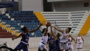 Kadınlar Basketbol Süper Ligi: Çukurova Basketbol: 86 - Hatay Büyükşehir Belediyespor: 67