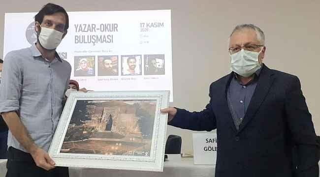 Kahramanmaraş'ta yazar ve okur buluşmaları