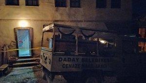 Kastamonu'da yaşlı kadın evinde ölü bulundu