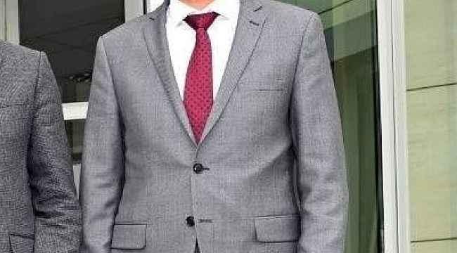 Kayseri OSB Müdürü Yaprak Covid'e yakalandı