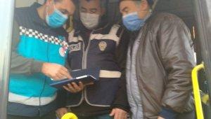 Kayseri'de toplu taşıma araçlarında HES kodu denetimi arttırıldı