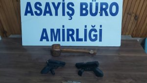 Kendilerini polis olarak tanıtan yağmacılar tutuklandı - Bursa Haberleri