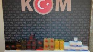 Kırıkkale'de 553 adet cinsel içerikli ürün ele geçirildi