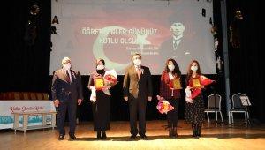 Körfez'de Öğretmenler Günü kutlandı