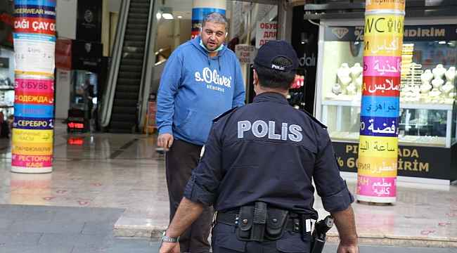 """Korona denetiminde şaşırtan cevap: """"Adana'dan geldim, Adana'da yasak yok"""""""