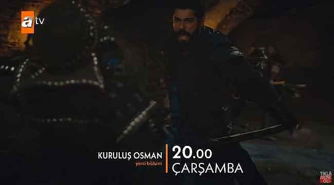 Kuruluş Osman 33. bölüm fragmanı - Kuruluş Osman 33. yeni bölüm fragmanı (izle) yayınlandı mı? - ATV - YouTube
