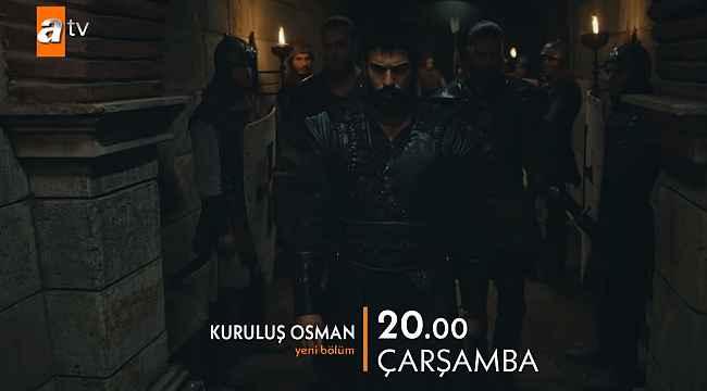 Kuruluş Osman 33. bölüm full ATV izle! Son bölüm tek parça - 11 Kasım 2020, YouTube